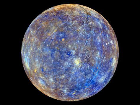 planet mercury color planet bunte bilder