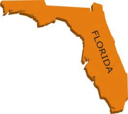 Florida Map Outline Png by 3d Florida Clip At Clker Vector Clip Royalty Free Domain