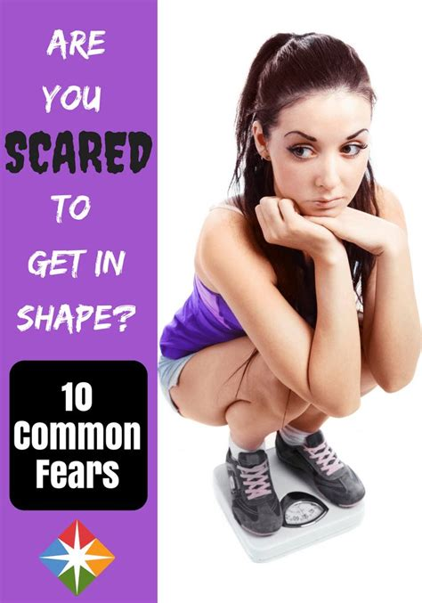 10 Common Fears And Ways To Overcome Them by 1000 Images About Weight Loss On