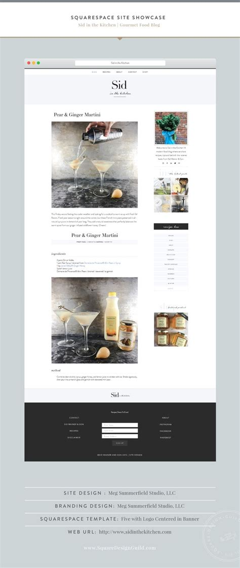 blog layout on squarespace 31 best great squarespace sites images on pinterest