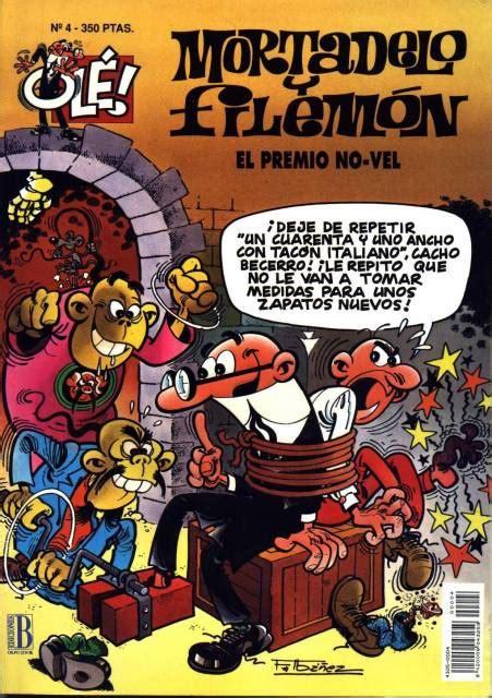 mortadelo y filemon vol coleccion ole de mortadelo y filemon volume comic vine