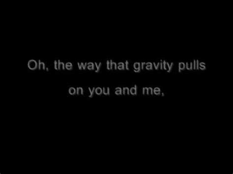 coldplay gravity lyrics coldplay gravity k pop lyrics song
