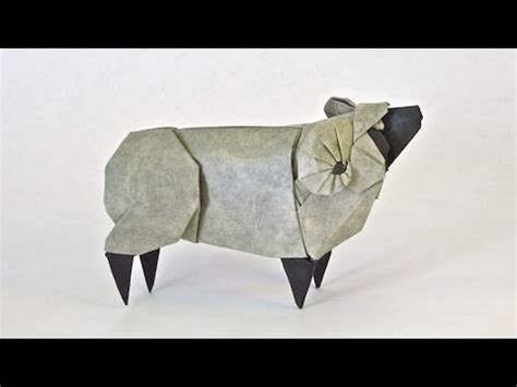 How To Make Origami Sheep - origami sheep funnycat tv