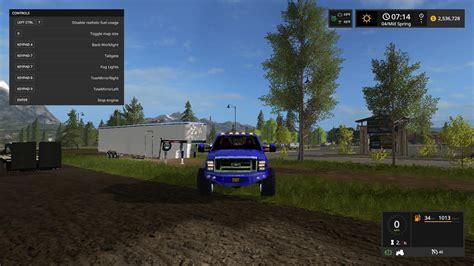 ford   king ranch  fs farming simulator  fs