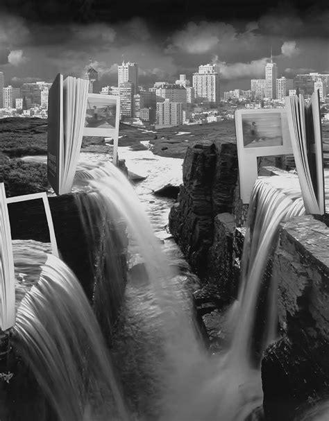 Surrealismo em preto e branco de Thomas Barbèy - La Parola