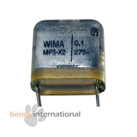 4x 0 1uf 275vac capacitors wima 100nf metalized emi rfi audio mp3 x2 aus stock ebay