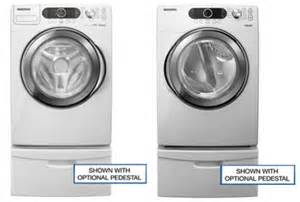 Samsung Dv457 Clothes Dryer Washer And Dryers Samsung Steam Washer And Dryer