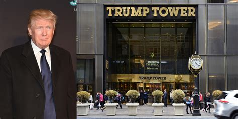 trumps home in trump tower the story behind donald trump s most impressive homes