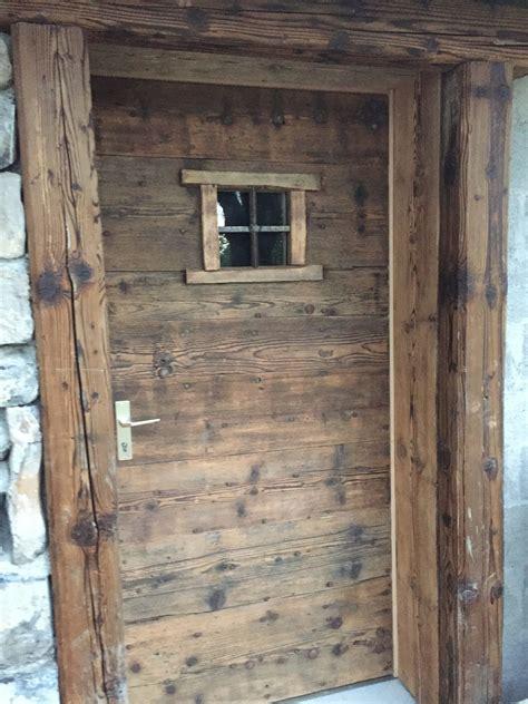 portes en vieux bois menuiserie quot le bois des huiles quot c