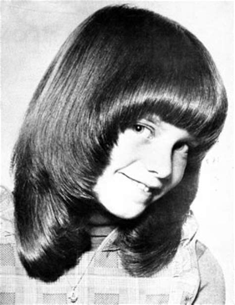 70s mushroom cut the pageboy crowning glory pinterest nostalgia