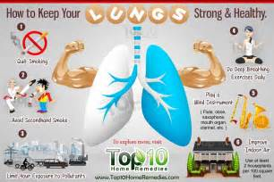 How To Keep A how to keep your lungs strong and healthy top 10 home