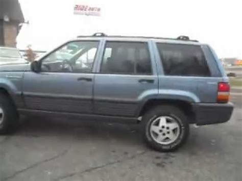 i a 1995 jeep grand and am trouble 1995 jeep grand laredo 4x4 clean