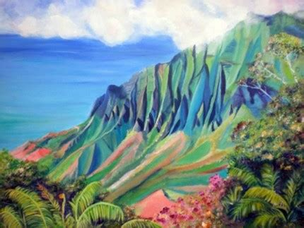 painting paradise art gallery and art classes | kauai.com