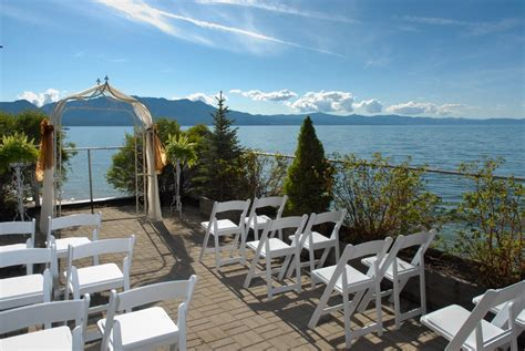wedding venues tahoe tahoe lakefront weddings reviews ratings wedding