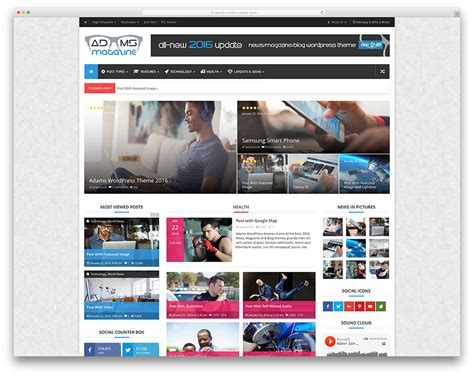 themes wp top 57 news magazine wordpress themes 2018 colorlib