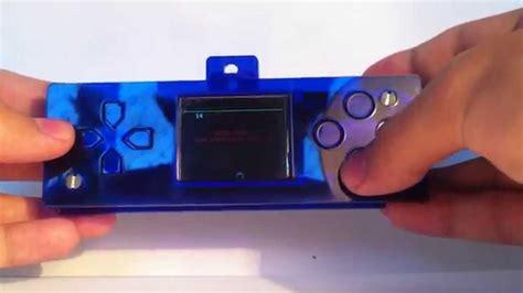 arduino console ardugame arduino handheld console