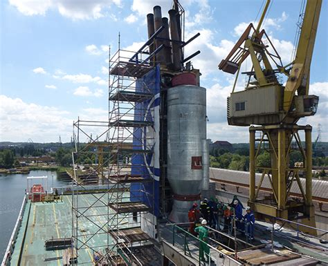 lr s wastewater studies help shipowners save fuel and