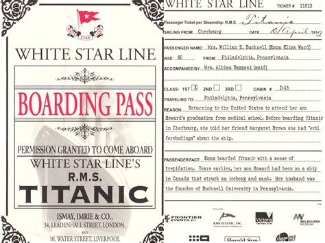 printable titanic boarding pass template pin ship clipart wing drawings maia fhm mickey