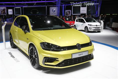 Vw Golf R Performance by Hotter Vw Golf R Performance Debuts Right Our Noses