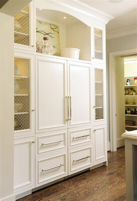 cabinet panel front refrigerator cabinets counter depth refrigerator and design on