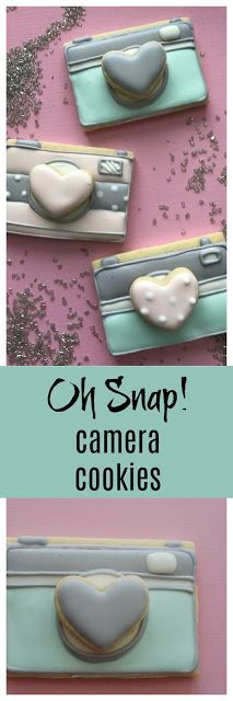 Oh Snap By Jibrizy Tutorial oh snap cookie tutorial sweet easy sugar cookie decorating dessert