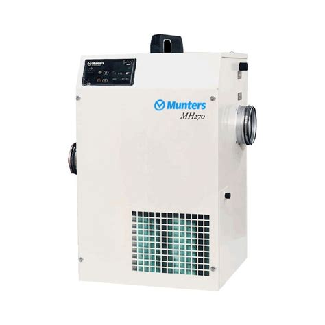 Ac Portable Munters munters mh270 desiccant housed dehumidifier 240v 50hz