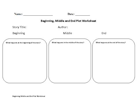 End Of Outline by Story Outline Worksheet Worksheets Releaseboard Free Printable Worksheets And Activities