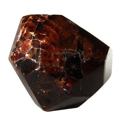 Red Almandine Garnet   Medium