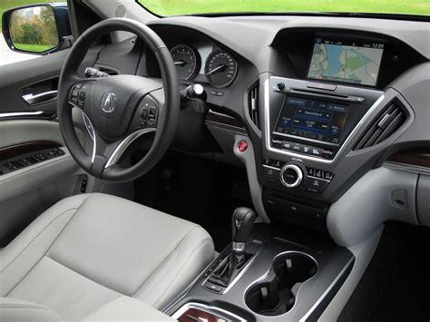Acura Suv Interior by 2014 Mdx Release Date Canada Autos Weblog