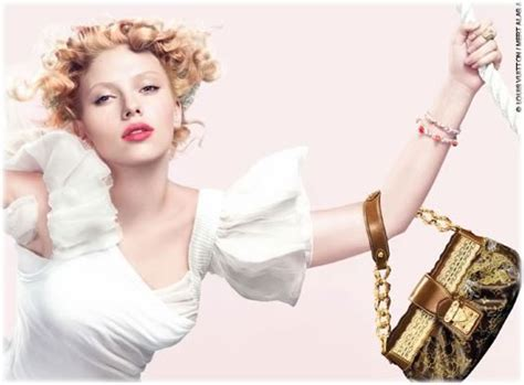 Johanssons New Louis Vuitton Pics by Louis Vuitton Dentelle Kirsten Purseblog