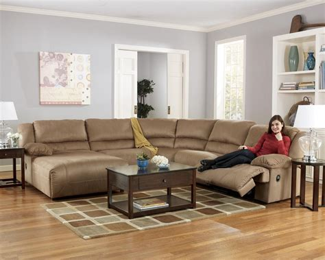 Sectional Sofa With Chaise And Recliner Sectional Sofas With Recliners And Chaise Thesofa