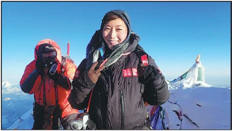 don t rock the boat urban dictionary teenage mountaineer marin minamiya poses for a picture on