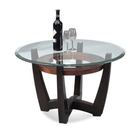 Bassett Furniture Coffee Table Bassett Mirror Elation Cocktail Table In Cappucino T1078 120ec 033ec Kit