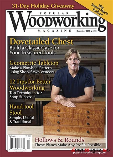 woodworking magazines popular woodworking 201 187 pdf magazines