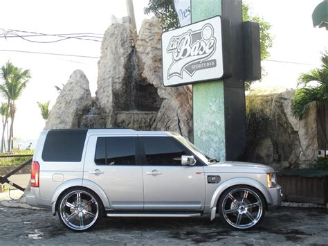custom land rover lr3 discovery land rover discovery tuning suv tuning