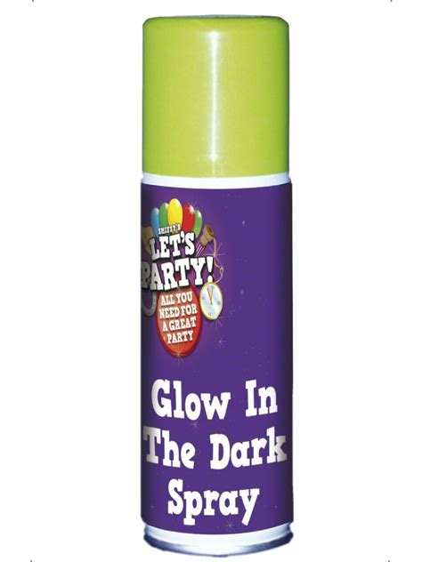 Sprei Glow In The Glow In The Spray 21759 Fancy Dress