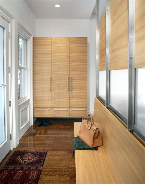 cambridge contemporary mudroom