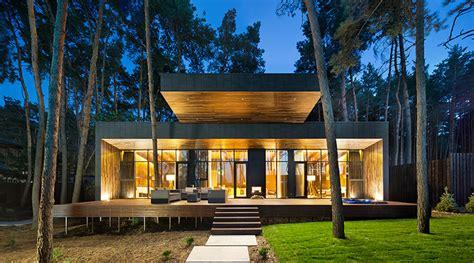 designboom resort yod design studio adds to ukraine hotel resort with chalet 4 0