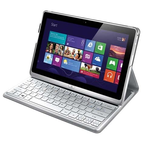 Acer 10 Inch Tablet Windows 8 acer travelmate x313 hybrid windows 8 tablet gadgetsin