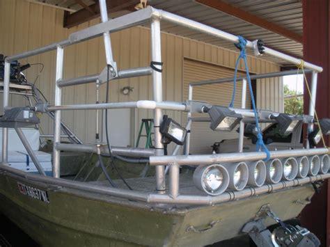 flounder lights for boats 12 000 lumen flounder fishing boat lights mtbr com