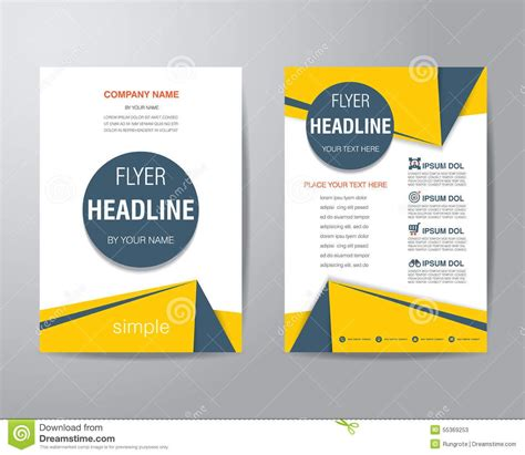 Flyers Layout Template Free pin by on cadspec marketing ideas