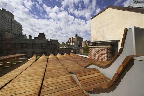 greenwich roof garden architizer