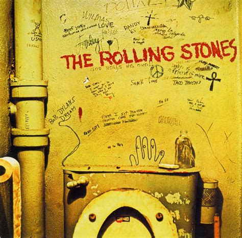 the rolling stones beggars banquet bathroom toilet album cover location feelnumb