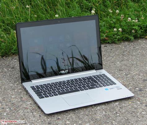 Laptop Asus Vivobook S500ca review asus vivobook s500ca cj005h ultrabook notebookcheck net reviews