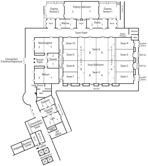 swan hotel room layout swan floorplans and maps walt disney world swan and