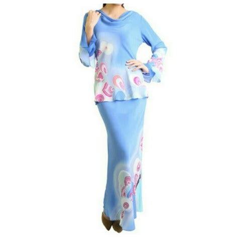 Batik Fashion Wanita Combination Amanda Top 494 best images about baju kurung wanita on