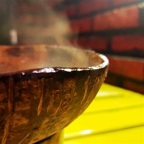 Gelas Batok Kelapa kopi perjuangan dari minang