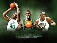 Team Boston Celtics On This Wallpaper There S Bigboston