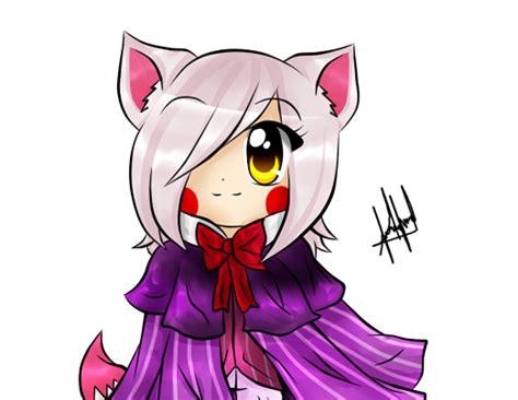 imagenes de mangle kawaii anime fnaf mangle by antonia264 on deviantart
