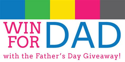 Verified Giveaways - father s day giveaway bb product reviews